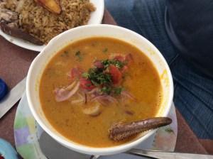 Ecuadorian Crab Ceviche