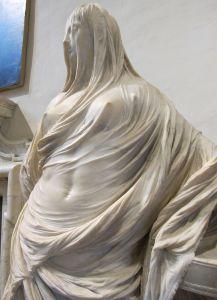 Antonio Corradini's Veiled Lady Italian Sculpture Louvre
