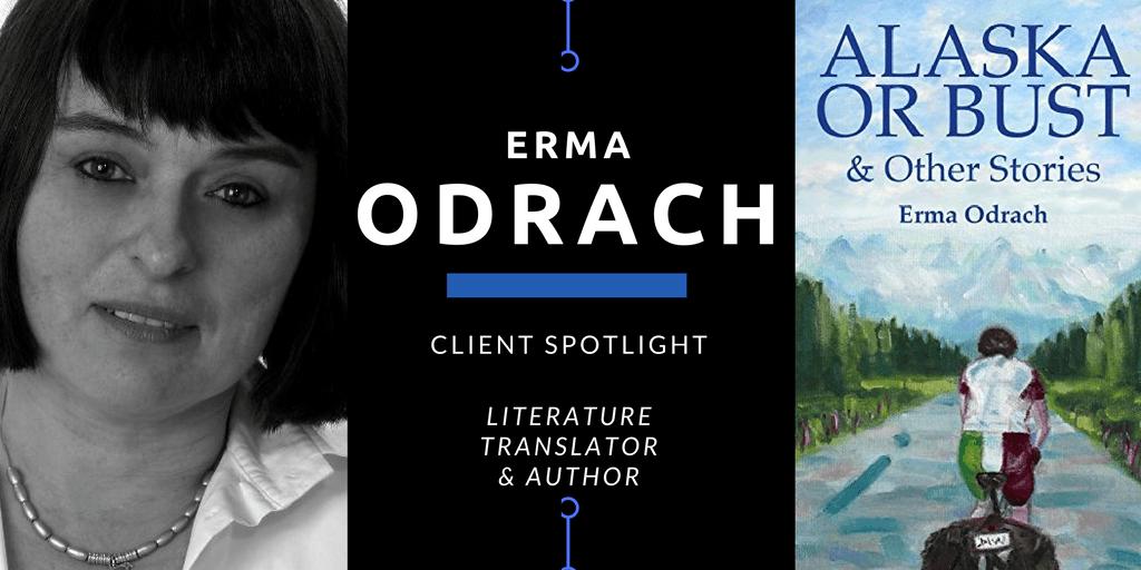 Client Spotlight: Alaska or Bust w/ @ErmaOdrach