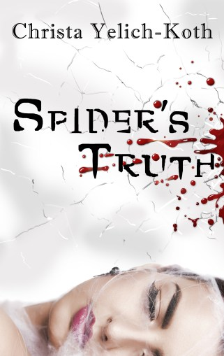 Spider's Truth Front Cover FINAL