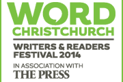 Christchurch Writers Festival 2012 logo