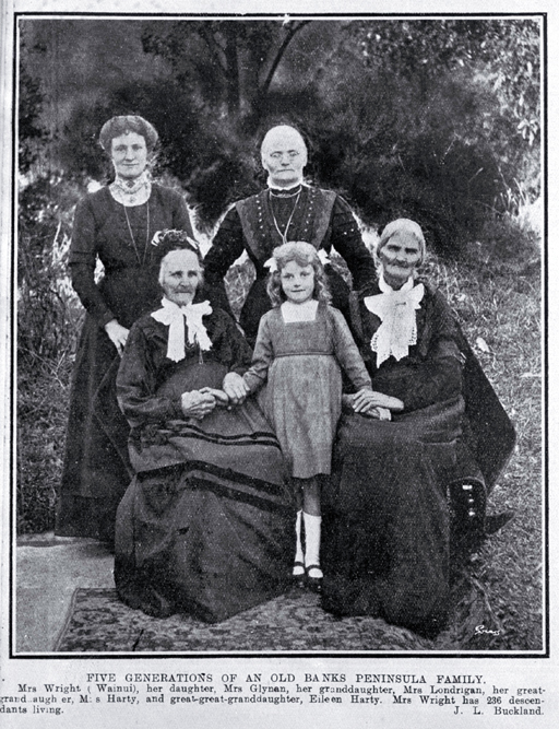 View an image of the Wright family