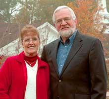 Pastor Dan and Grace Ellen Schiel