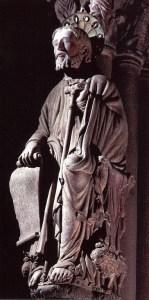 Master Mateo, Saint James