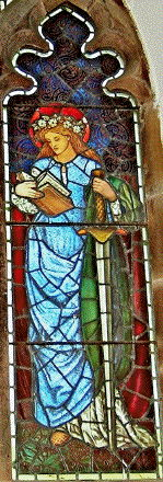 Burne-Jones, St. Catherine