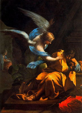 Goya, Dream Of St Joseph