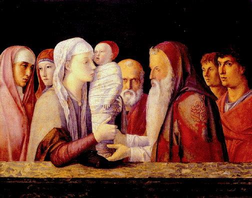 Giovanni Bellini, Presentation in the Temple