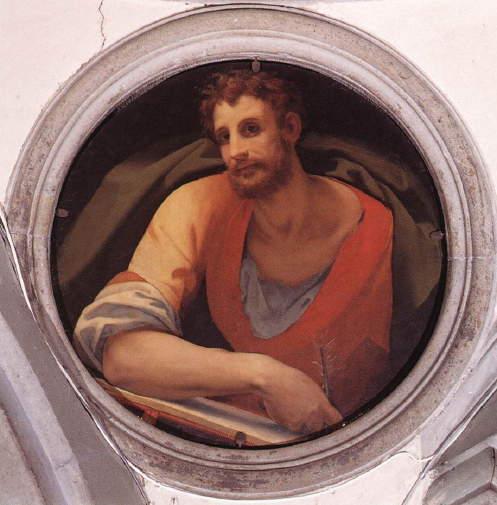 Bronzino, Saint Mark