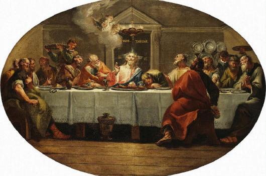 Fontebasso, Last Supper