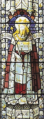 Cartmel Priory, St Edward