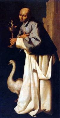 Zurbaran, St Hugh