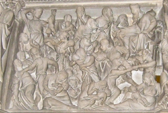 Giovanni Pisano, Massacre of the Innocents (Pistoia)