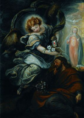 Rizi, Dream of St Joseph