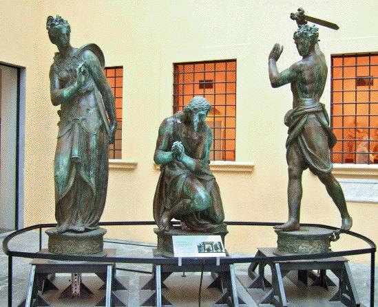 Danti, Beheading of St. John the Baptist