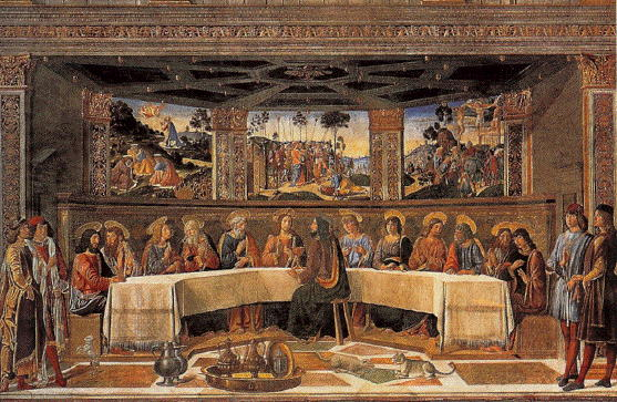 Rosselli, Last Supper