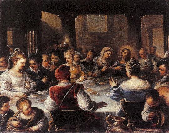 Giordano, Marriage at Cana
