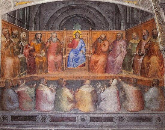 Giusto, Jesus among Doctors