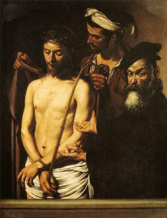 Caravaggio, Ecce Homo