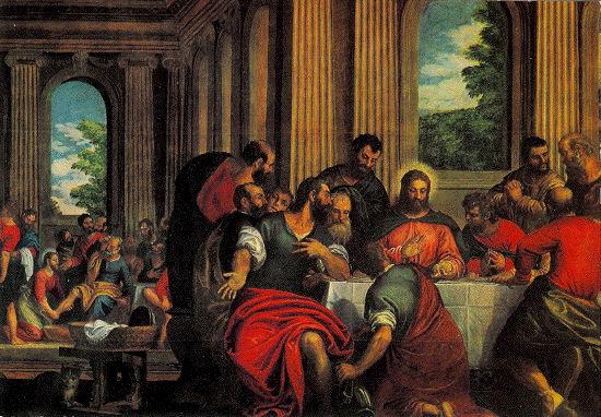 Caliari, Last Supper