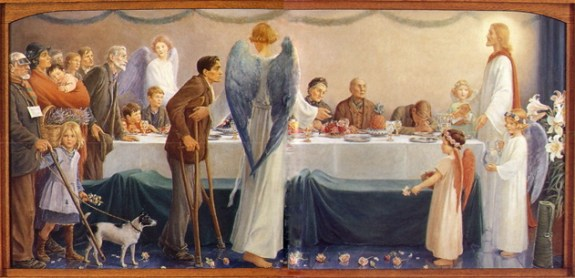 Cicely Mary Barker, Parable of the Great Supper