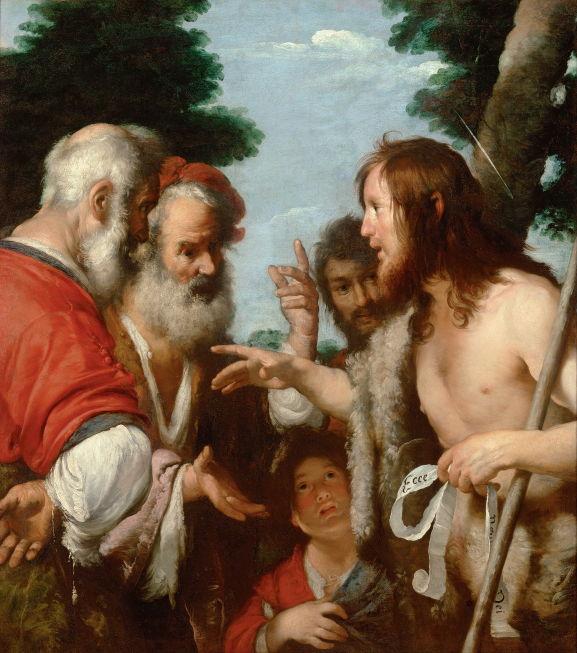Strozzi, Sermon of St. John the Baptist