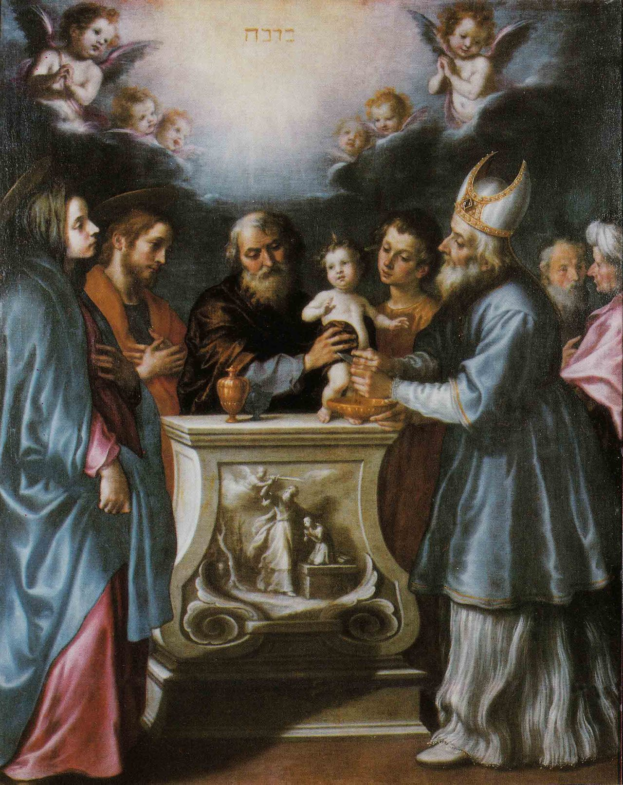 The Octave Day of Christmas and the Circumcision of Christ | Christ ...