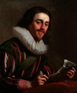 Honthorst, King Charles I
