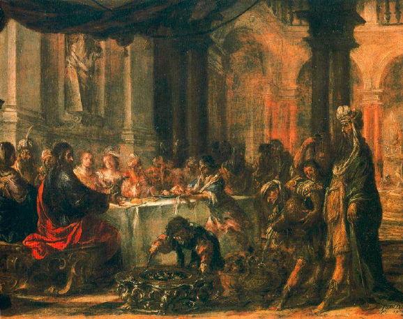 Valdes Leal, Wedding at Cana