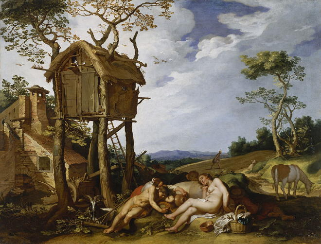 Bloemaert, A., Parable of the Wheat and the Tares