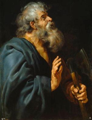 Rubens, St. Matthias