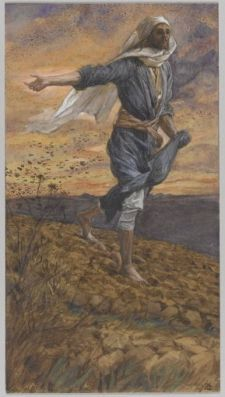 Tissot, The Sower