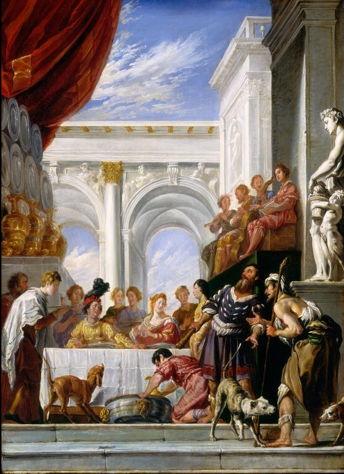 Feti Workshop, Lazarus and the Rich Man