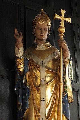 Sir Ninian Comper, St. Cyprian