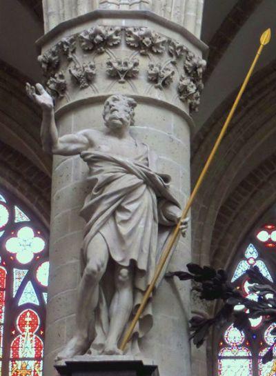 Duquesnoy (II), St. Thomas