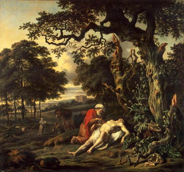 Wynants, Parable of the Good Samaritan