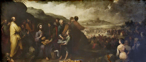 Murillo, Feeding the Multitude