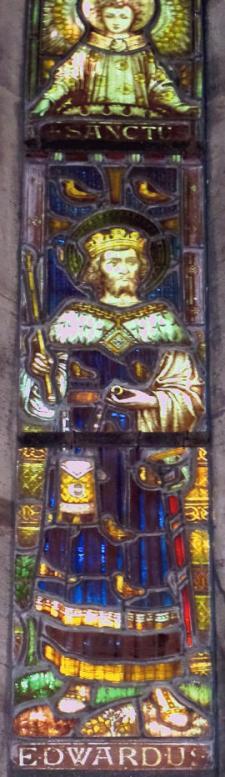 St. Augustine Kilburn, St. Edward