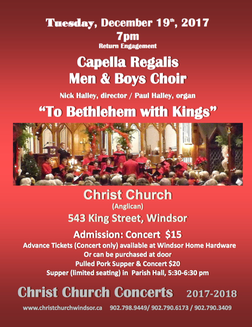 Capella Regalis 2017