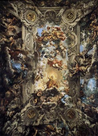 Pietro da Cortona, Triumph of Divine Providence