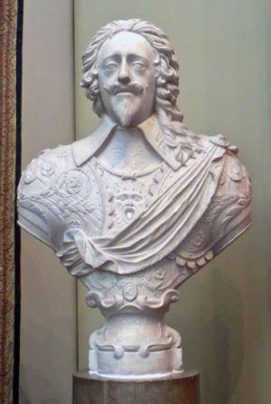 Hubert Le Sueur, Bust of Charles I