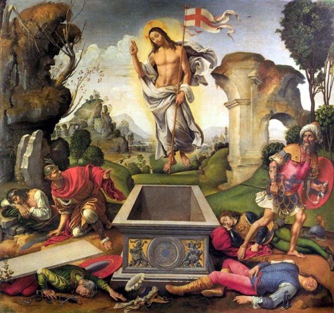 Raffaellino del Garbo, Resurrection
