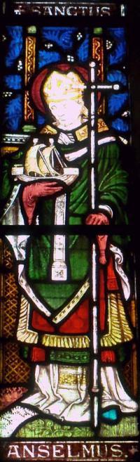 St. Augustine Kilburn, St. Anselm