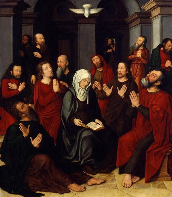 Ambrosius Benson, Pentecost
