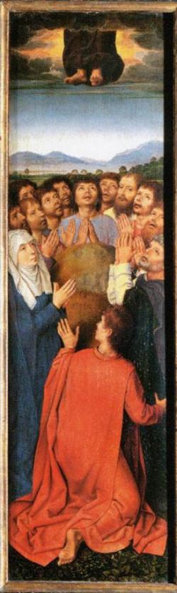 Hans Memling, The Ascension