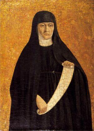 Piero della Francesca, St. Monica