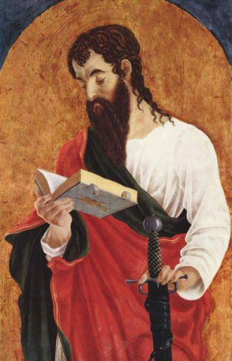 Marco Zoppo, Saint Paul