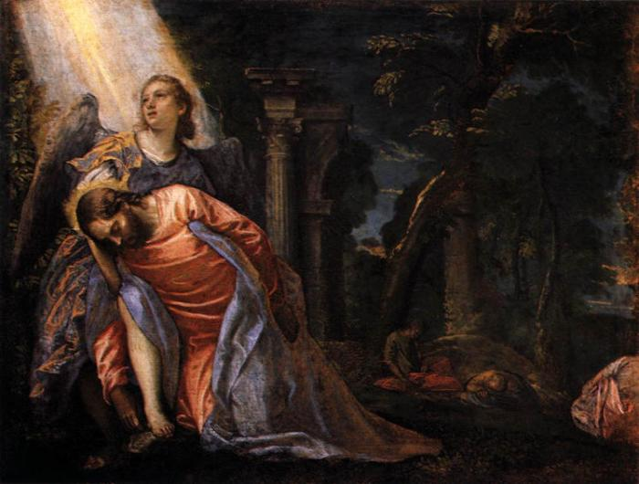 Paolo Veronese, Christ in the Garden of Gethsemane