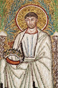 Sant'Apollinare Nuovo, St. Hippolytus
