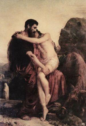 Léon Bonnat, The Good Samaritan