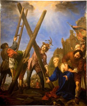 Carlo Dolci, Saint Andrew Before the Cross